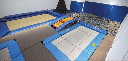 professional trampoline - Google Search