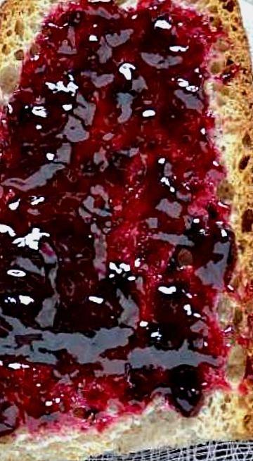 Homemade Concord Grape Jelly ❊