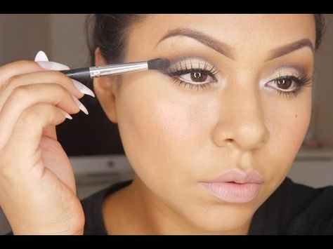 Tutorial De Maquillaje: Maquillaje Para Principiantes - JuanCarlos960 - YouTube