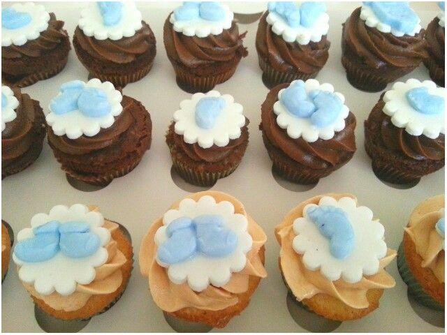Cupcake pour babyshower