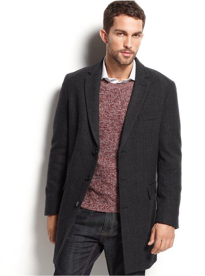 Coleman Wool Coat
