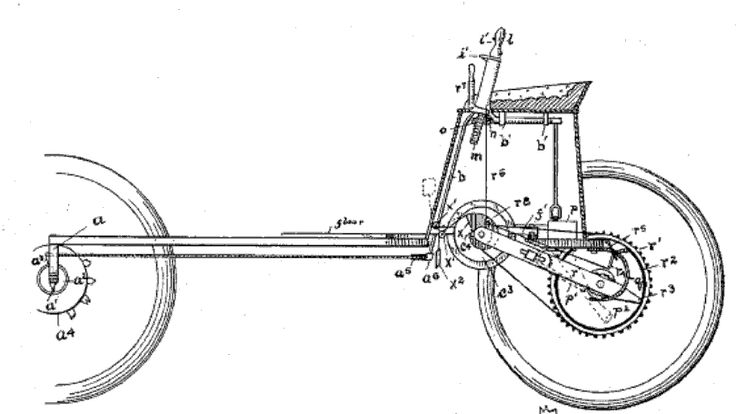 25  best ideas about bicycle drawing on pinterest