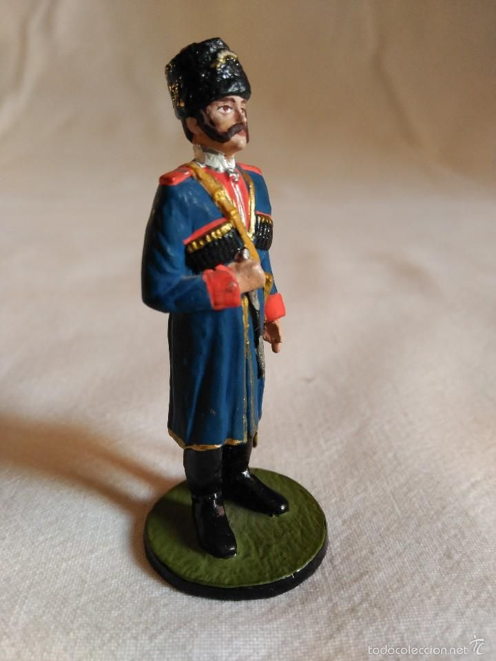 Figura de plomo oficial militar. romanjuguetesymas. - Foto 1