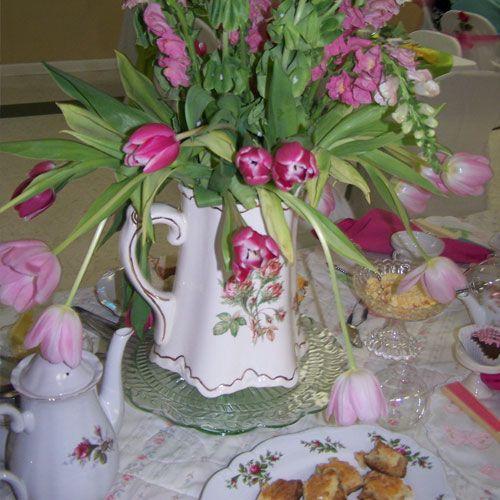 12 best images about tea party on pinterest tea parties for High tea decor ideas