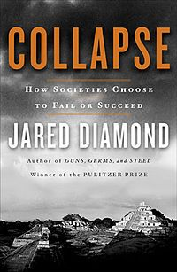 Another good one by Jared Diamond.