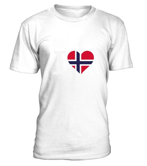 # I love Norway .  Get this BEST-SELLING T-ShirtGuaranteed safe and secure payment with:Best quality on the market, great selection of colors and styles!The Kingdom of Norway is a country in Northern Europe. Norway is on the Scandinavian peninsula and is bordered on the east by Sweden and on the northeast by Finland and Russia.(Monarchy, flag, Europe, Scandinavia, Norway, Oslo, Trondheim, Bergen, The Olympic Games, Football)