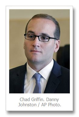 Gay leader Chad Griffin, new president of Human Rights Campaign (HRC), lets Arkansas roots take reins
