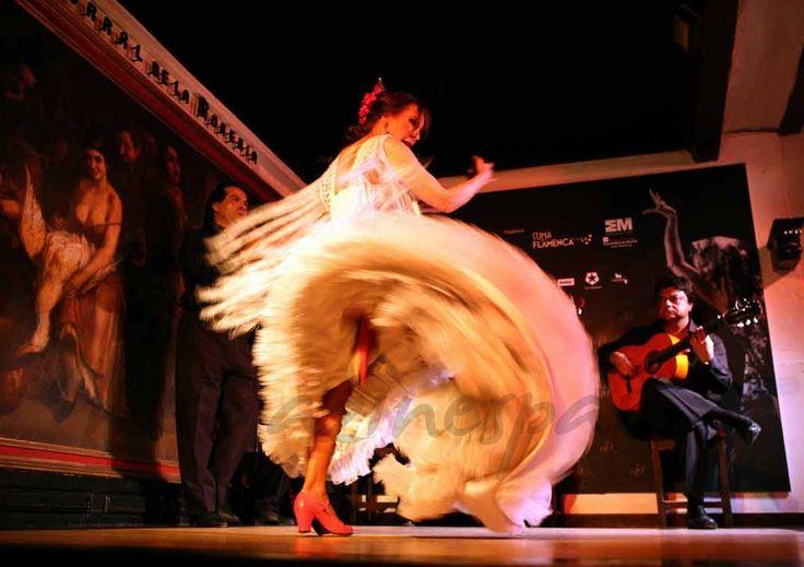 Descubre otra cara de Madrid en el World Pride 2017  Baile Flamenco