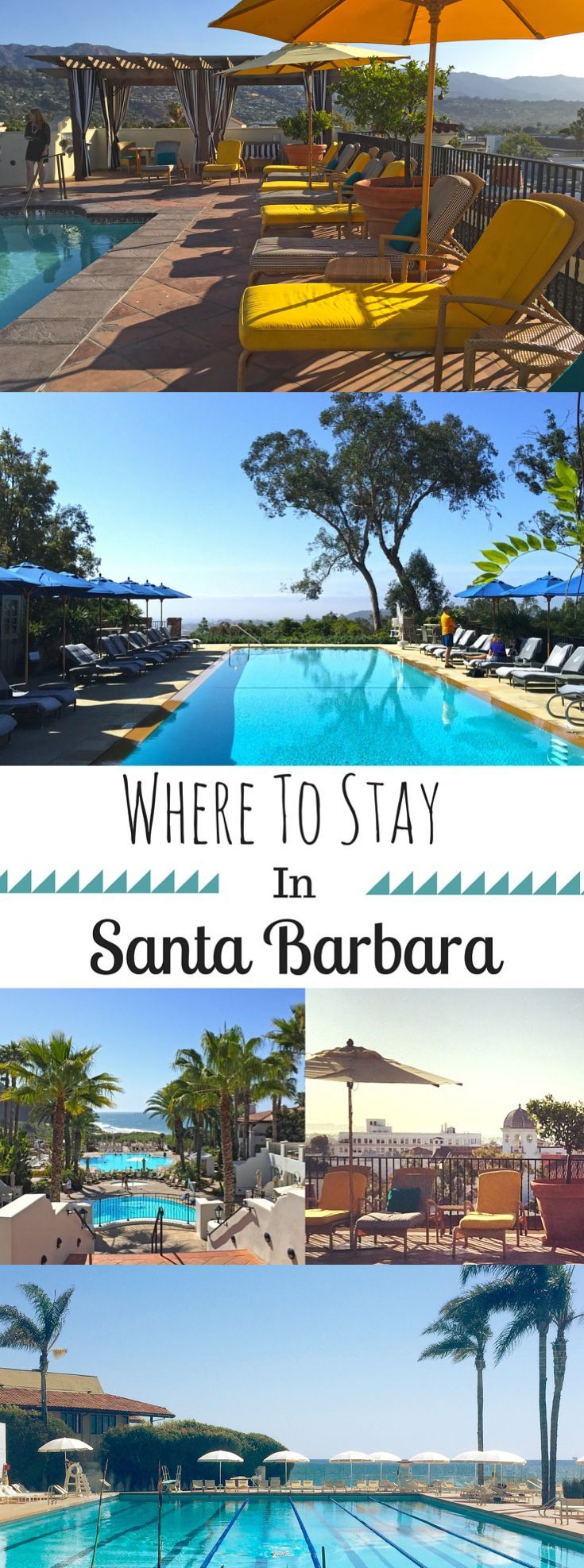 From resorts to retreats and hotels to hideaways, Santa Barbara offers visitors a variety of accommodation options to fit any budget. Whether you want to splurge, spend or save, these are the top places to stay in Santa Barbara