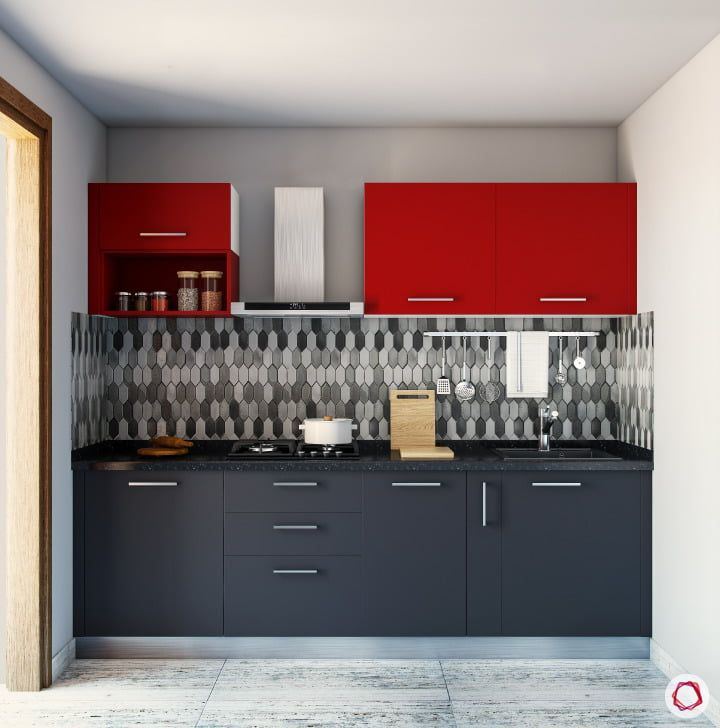 8 Colour Schemes For Indian Kitchens Kitchen Colour Schemes