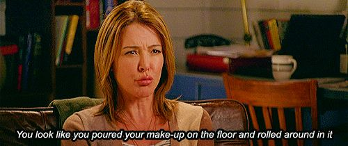 "On giving beauty advice | Community Post: 20 Times ""Cougar Town"" Was The Most Relatable Show On TV"