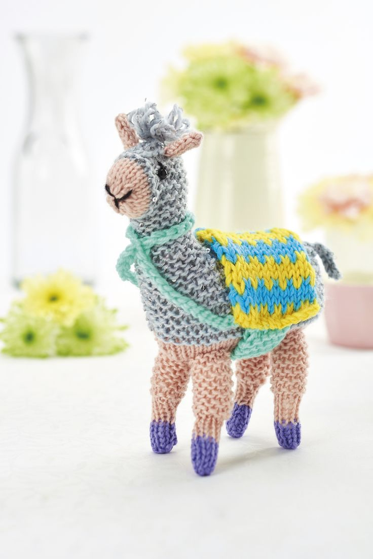 334 best amigurumi images on pinterest tricot crochet amigurumi free knitting pattern fizz the llama bankloansurffo Images