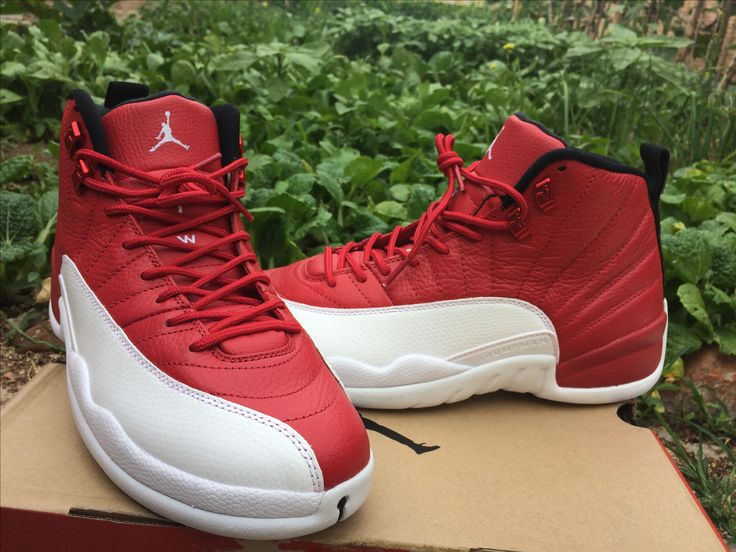 Free Shipping 6070 OFF Men Basketball Shoes Air Jordan XII Gym Red AAAA 268