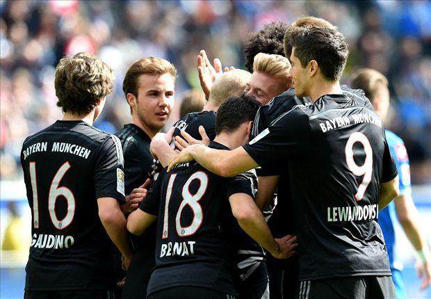Bayern castiga la Hoffenheim dupa dezastrul de la Porto!
