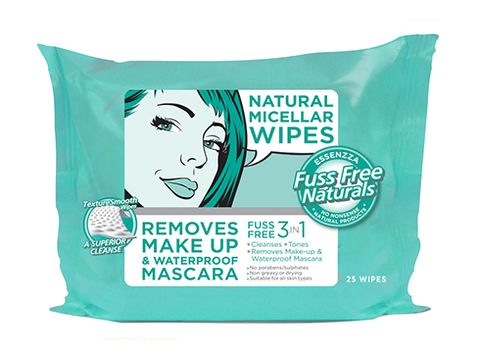 Micellar Face Wipes - Essenzza Fuss Free Naturals