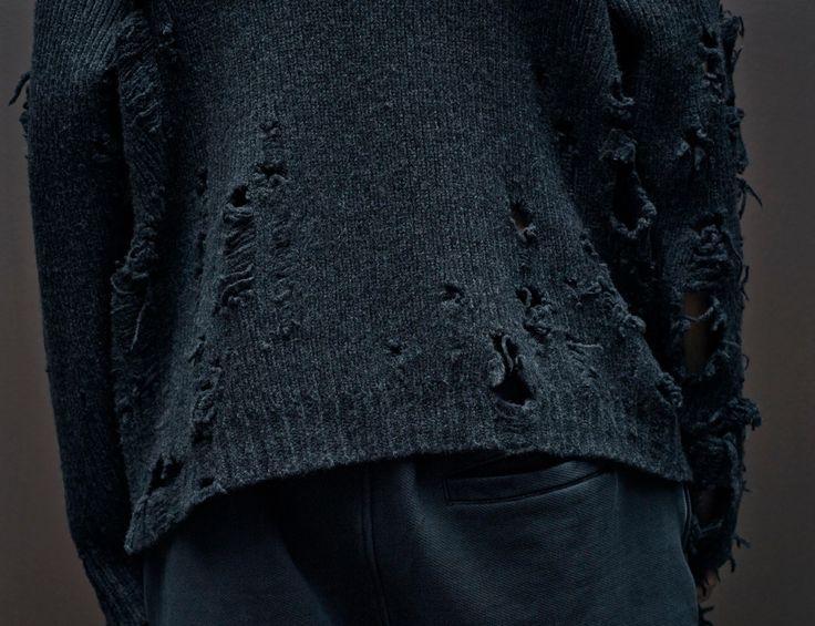Alexander's sweaters.