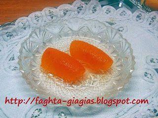 Τα φαγητά της γιαγιάς: Νεράντζι γλυκό του κουταλιού