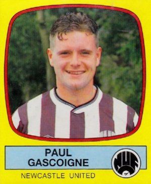 gascoigne the legend