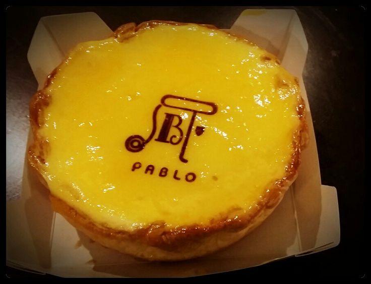 PABLO cheesecake #Osaka, Dontonburi#