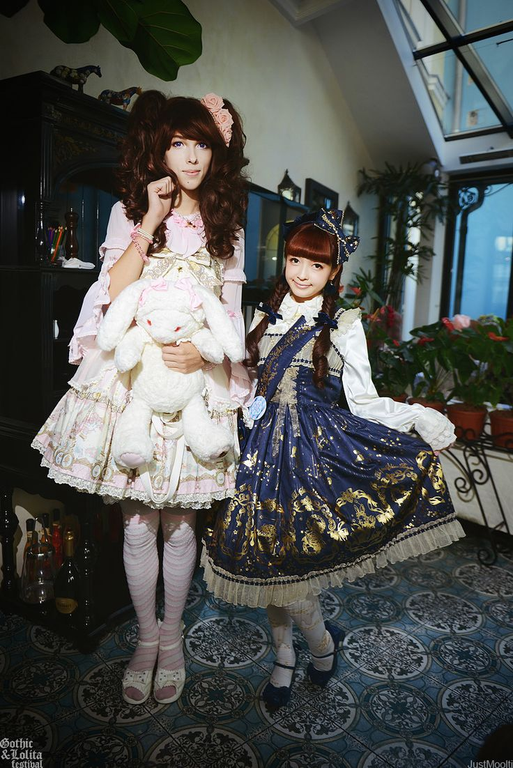 782 best Classic & Casual Lolita O(≧▽≦)O images on Pinterest