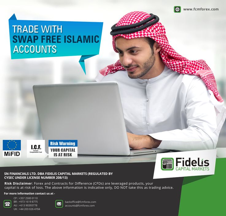 Islamic forex account uk