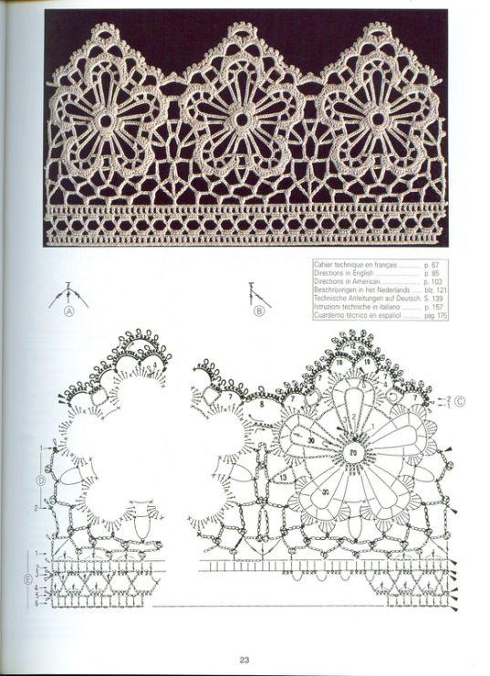 Gallery.ru / Фото #19 - DMC. Creations Crochet D'or - Malinka-Malinka