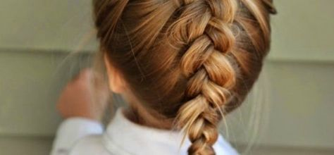 Dáág paardenstaart, 10 makkelijke kapsels voor je dochter - #famme www.famme.nl