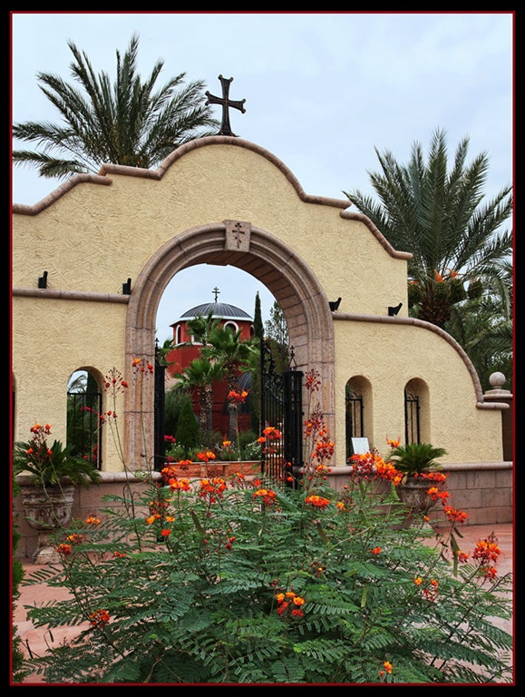 St. Anthony's Monastery - Arizona, USA