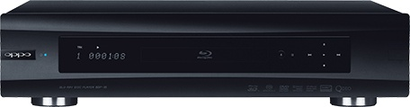 Oppo BDP-95 Blu Ray player the best