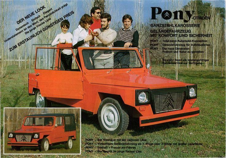 Citroen Pony