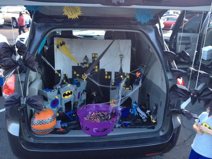 Trunk Or Treat Mermaid Party T Holidays Halloween
