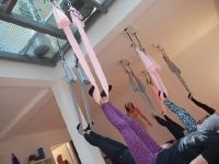 Aerial Yoga Workshop mit Annette Lengersdorf_15