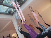 Aerial Yoga Workshop mit Annette Lengersdorf_15