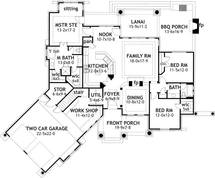 16 best images about snow house plans on pinterest house for Cottage style garage plans