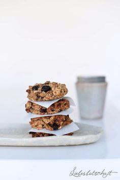 Müsli to go-Cookies | Liebesbotschaft | Bloglovin'