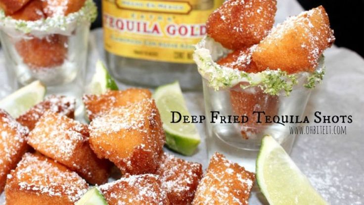 Step-by-step guide how to make Deep Fried Tequila for Cinco de Mayo | Fox News