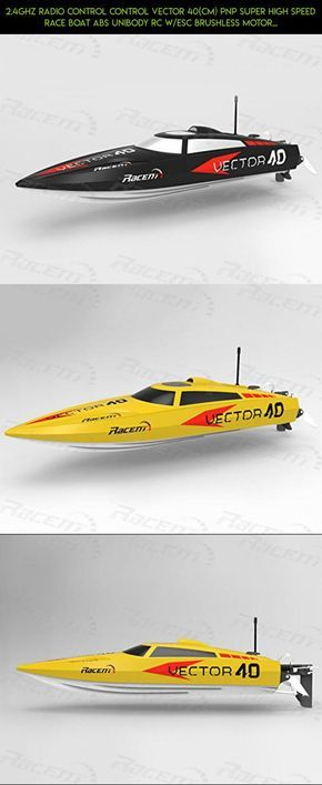 2.4Ghz Radio Control Control Vector 40(cm) PNP Super High Speed Race Boat ABS Unibody RC w/ESC Brushless Motor Boat(Color May Vary) #technology #tech #racing #drone #boat #volantex #parts #shopping #gadgets #plans #fpv #kit #products #camera