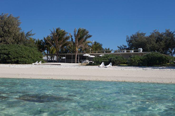 Lady Elliot Island Restaurant #thisisqueensland #australia Photo by Fun Travel TV