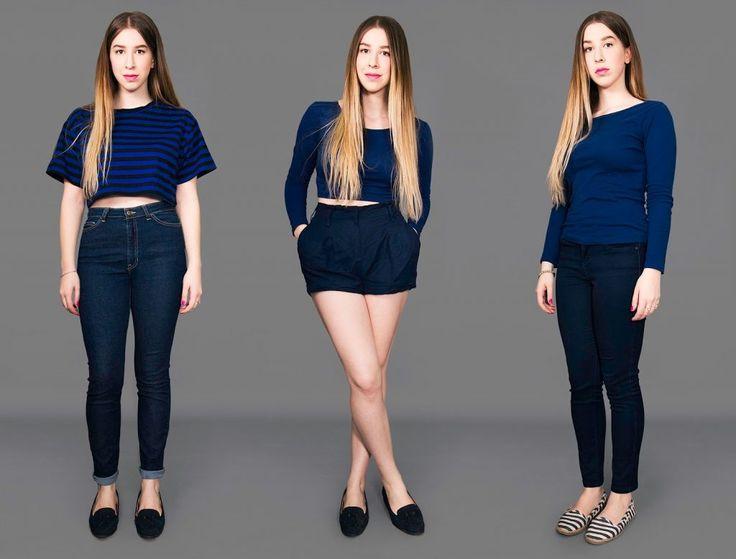8 Astuces de style pour paraître plus grande et plus mince