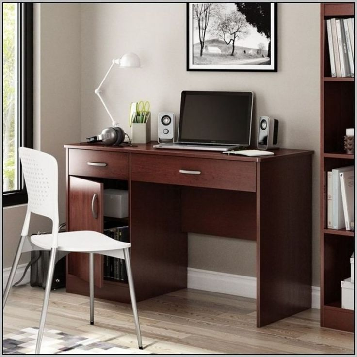 Simple Brown Cherry Wood Desk Wonderful Cherry Wood Desk Furniture Check more at http://www.wearefound.com/wonderful-cherry-wood-desk-furniture/