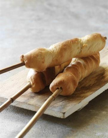 Opskrift på snobrød med marcipan og nutella#.U5Nx7y8ayc0#.U5Nx7y8ayc0