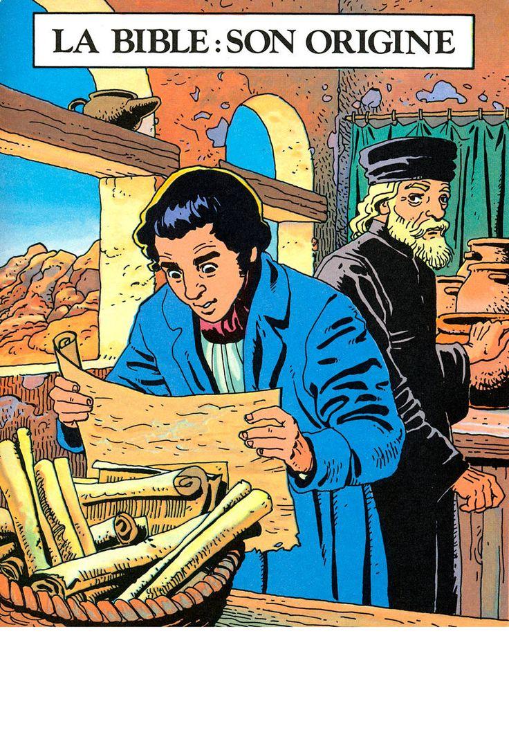 La Bible, quelle est son origine ? Comment cette bibliothèque de livres s'est-elle constituée ? Comment nous est-elle parvenue ? Ces quelques pages vous en donnent un aperçu.