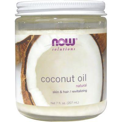 Now Foods Кокосовое масло натуральное 7 жидких унций (207 мл)