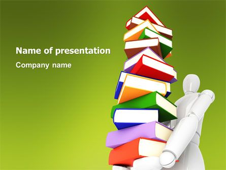 8 best library powerpoint templates images on pinterest, Presentation templates