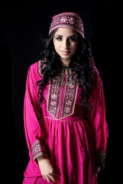 Afghanistani nude girl 3