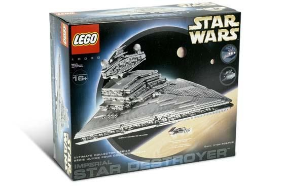 LEGO Star Wars 10030 Imperial Star Destroyer (LEGO) - Lowest price £1950