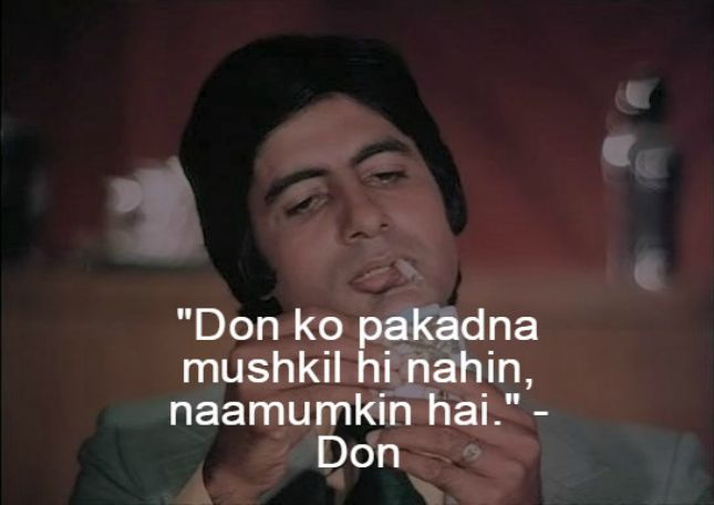 21 Amitabh Quotes That Defined Our Society Over The Years