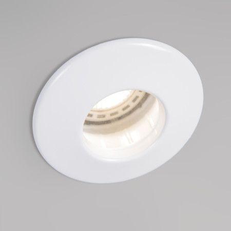 Badezimmer Einbaustrahler Gap Weiß: Einbaustrahler Mit Sicherheitsklasse  IP44, Daher Geeignet Für Bäder Und Im