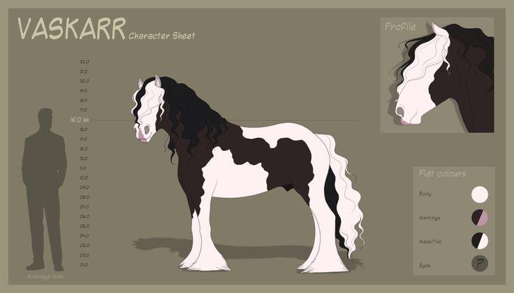 Vaskarr - Character Sheet by Wild-Hearts on deviantART