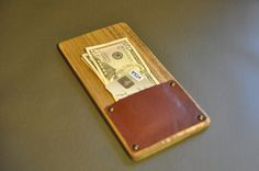 Wooden Board Check Presenter by TabellaStore on Etsy